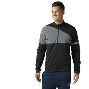 Reebok Men's Running Icon Jacket