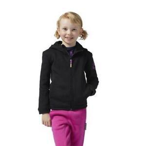 Reebok Kids Essential Fleece Full-zip Hoodie Kids