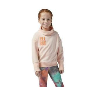 Reebok Kids Reebok Girl Squad Sweatshirt Kids
