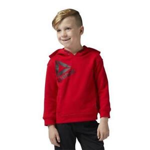 Reebok Kids Essentials Over the Head Hoodie Kids