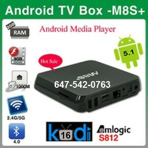 ★FULLY LOADED ANDROID TV BOX★FASTEST BOX★FREE TV & MOVIES★