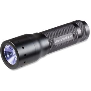Led Lenser P7 Flashlight Torch with Bonus P3 Torch Brand New in Gift Box