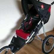 Jogging Pushchair