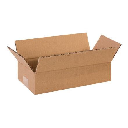 """12 x 6 x 3"""" Long Corrugated Boxes - 25 Per Bundle"""