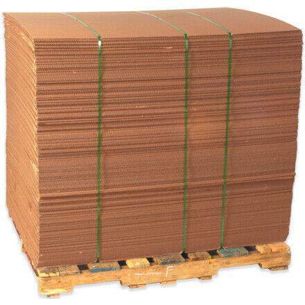 "18 x 12"" Corrugated Sheets - 50 Per Bundle"