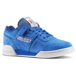 Reebok Men's Workout Plus Vintage Shoes