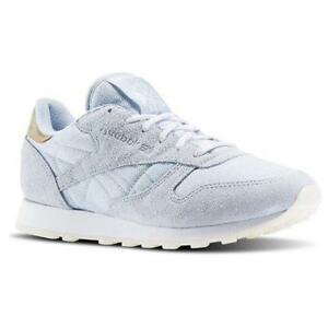 Reebok Women's Classic Leather Sea-worn Shoes
