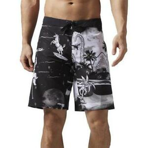 Reebok Men's Reebok Crossfit Super Nasty Core Board Short