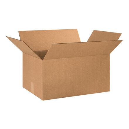 "24 x 16 x 12"" Corrugated Boxes - 10 Per Bundle"