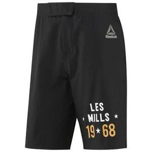 Reebok Men's LES Mills Short