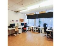 Large, bright office space to rent in central Bristol: Pithay Studios B7
