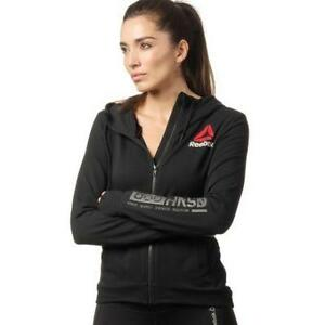 Reebok Women's UFC Fight Night Walkout Hoodie