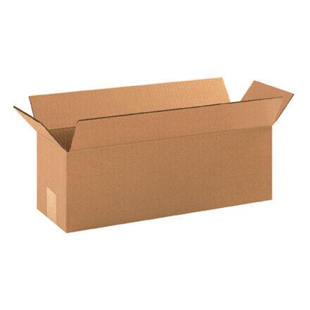 """18 x 6 x 6"""" Long Corrugated Boxes - 25 Per Bundle"""