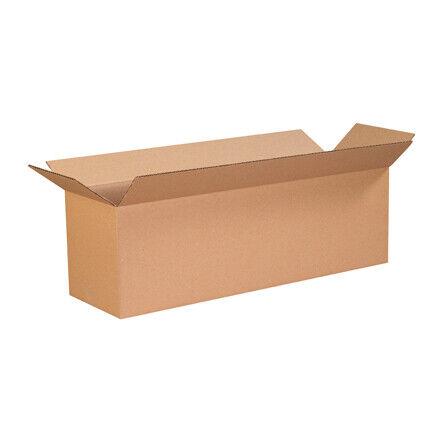 """26 x 8 x 8"""" Long Corrugated Boxes - 25 Per Bundle"""