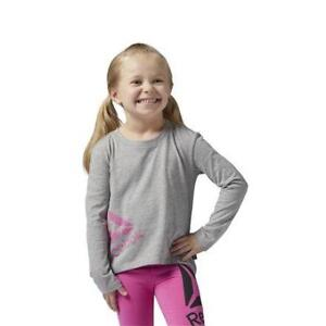 Reebok Kids Essentials Long Sleeve Shirt Kids
