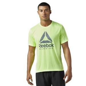 Reebok Men's Running Graphic Tee