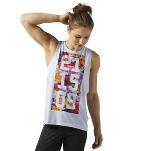 Reebok Women's Reebok Crossfit Floral Graphic Tank