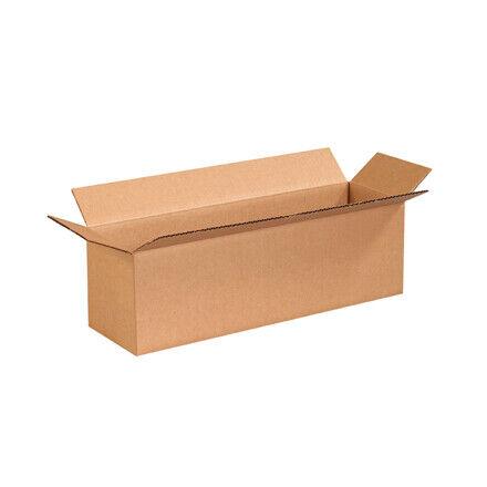 """20 x 6 x 6"""" Long Corrugated Boxes - 25 Per Bundle"""