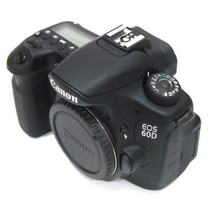 CANON 60D WITH LENS FAST SELL