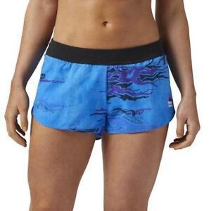 Reebok Women's Reebok Crossfit Knit Woven Short - 2 Inch