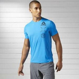 Reebok Men's Activchill Graphic Tee