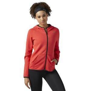 Reebok Women's Quik Cotton Full Zip Hoodie