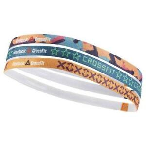 Reebok Women's Reebok Crossfit Thin Headband - 3 Pack