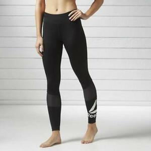 Reebok Women's Workout Ready Graphic Legging