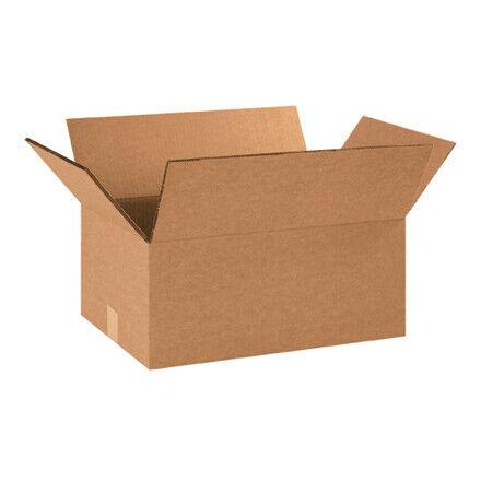 """14 x 10 x 8"""" Double Wall Boxes - 15 Per Bundle"""