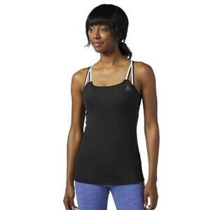 Reebok Women's Activchill Long Padded Bra