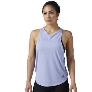 Reebok Women's Cotton Muscle Tank