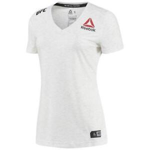 Reebok Women's UFC Fight Night Blank Walkout Jersey