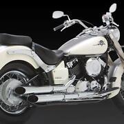 XVS 650 Exhaust