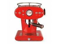 Franci Francis Illy Expresso machine