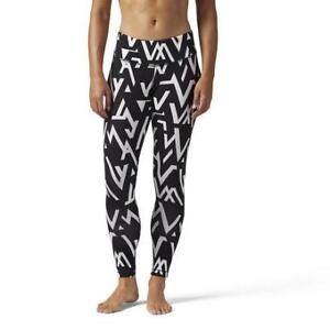 Reebok Women's Workout Ready Printed Tight