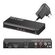 HDMI S-video