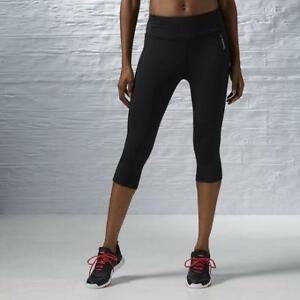 Reebok Women's Workout Ready Capri