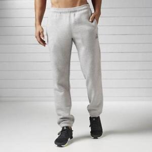 Reebok Men's Elements Cuffed Fleece Pant