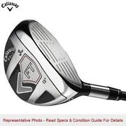 Ladies Callaway Fairway Woods