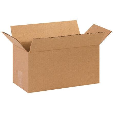 """14 x 7 x 7"""" Long Corrugated Boxes - 25 Per Bundle"""