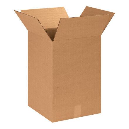 "14 x 14 x 20"" Corrugated Boxes - 20 Per Bundle"