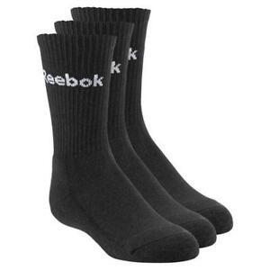 Reebok Kids Crew Sock - 3 Pairs
