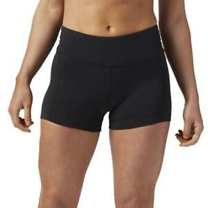 Reebok Women's Reebok Lux Bootie Shorts