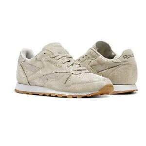 Reebok Women's Classic Leather Clean Exotics Shoes