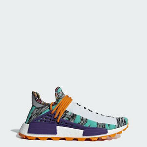 Men's Pharrell Williams SOLARHU Nmd Shoes Size9.5