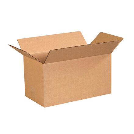"15 x 8 x 8"" Corrugated Boxes - 25 Per Bundle"