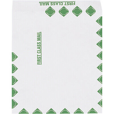 10 X 13 First Class Flat Tyvek Envelopes - 100 Per Case