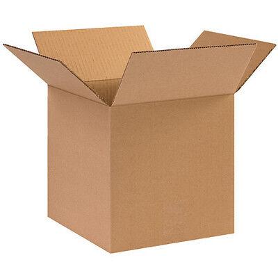 Bundle 25 10 X 10 X 10 Corrugated Cardboard Shipping Moving Boxes