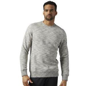 Reebok Men's Elements Prime Crew Sweatshirt