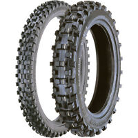 MX Motocross Tires Used Front and Rear